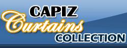 手的最新的设计和收藏由capiz壳组分做了capiz帷幕。